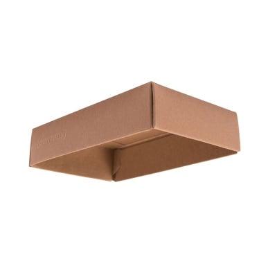 Капак за кутия, 266 х 172 х 78 mm, 350g/ m2, Tobacco