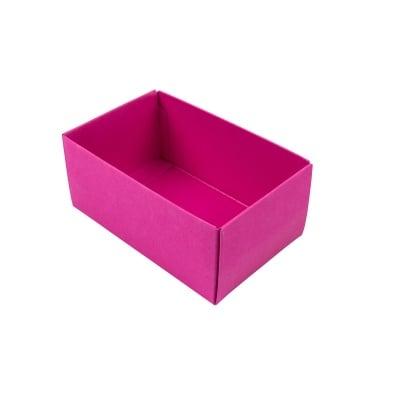 Основа за кутия, 266 х 172 х 78 mm, 350g/ m2,Magenta