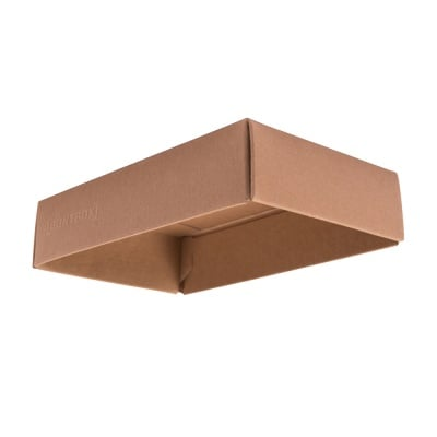 Капак за кутия, 340 х 220 х 15mm, 350g/mm,Tobacco