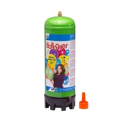 Бутилка хелий за балони HS 900, 2,2л + 30 балона