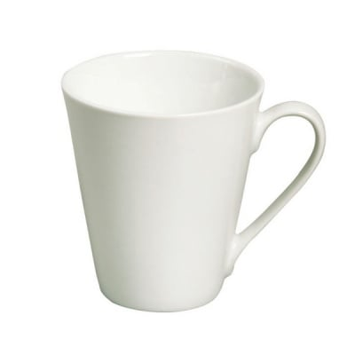 Чаша малка за рисуване, Porzellan, бяла