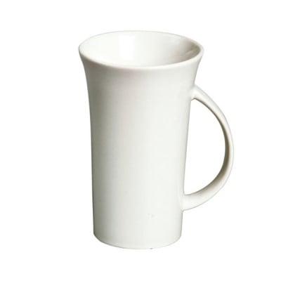 Чаша XXL за рисуване, Porzellan, бяла