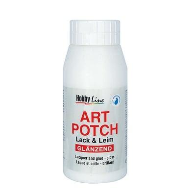 Декупажно лепило Art Potch Lack & Leim, 750 ml, гланц