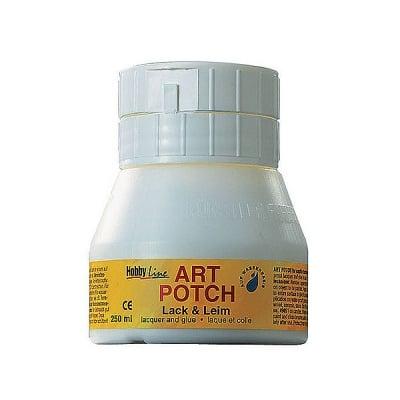 Декупажно лепило Art Potch Lack & Leim, 250 ml, мат