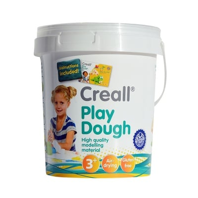 Mоделин CREALL Play Dough, 480g, 6 цвята