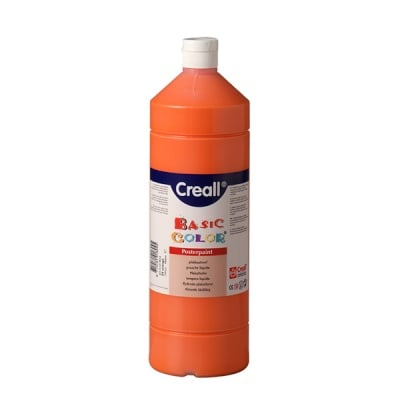 Плакатна боя BASIC COLOR, 500 ml