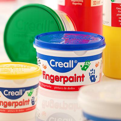 Боички за рисуване с ръце CREALL, 340 ml