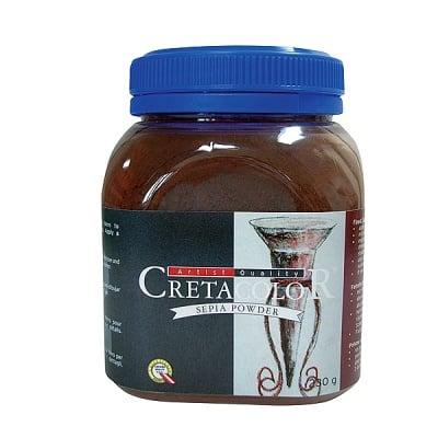 Пудра CretaColor, Sepia Powder, бурканче, 230 g