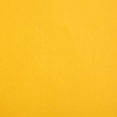 Цветен картон, 130 g/m2, 50 x 70 cm, 1л, царевично жълт