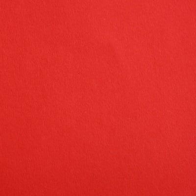 Цветен картон, 130 g/m2, 50 x 70 cm, 1л, червено-оранжев