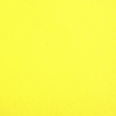 Цветен картон, 130 g/m2, 50 x 70 cm, 1л, лимонено жълт