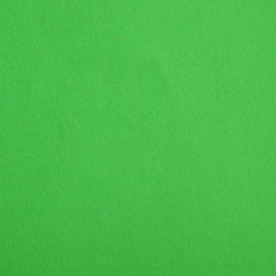 Цветен картон, 130 g/m2, 50 x 70 cm, 1л, листно зелен