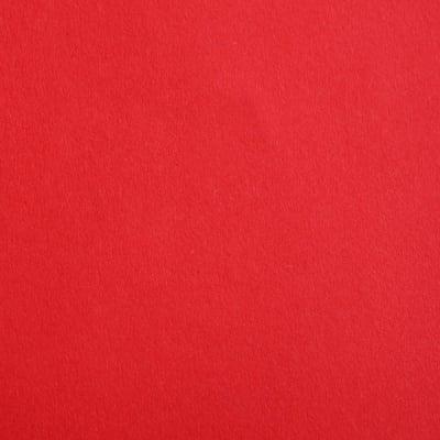 Цветен картон, 130 g/m2, 50 x 70 cm, 1л, минг червен