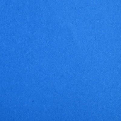 Цветен картон, 130 g/m2, 50 x 70 cm, 1л, океанско син