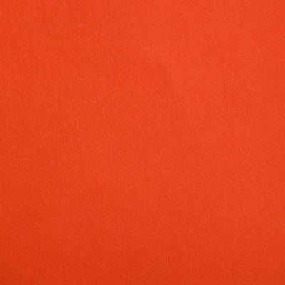 Цветен картон, 130 g/m2, 50 x 70 cm, 1л, оранжев