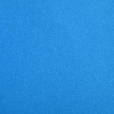 Цветен картон, 130 g/m2, 70 x 100 cm, 1л, флоридско син
