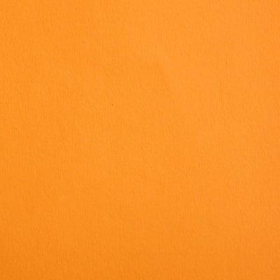 Цветен картон, 130 g/m2, 70 x 100 cm, 1л, манго