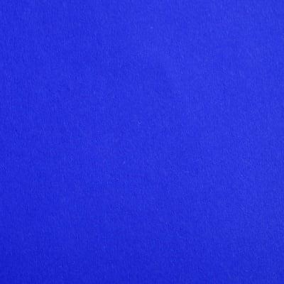 Цветен картон, 130 g/m2, 70 x 100 cm, 1л, ултрамарин