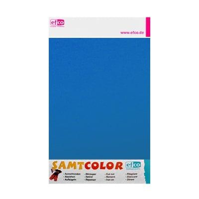 Цветен лист за декоративна щампа, SAMTCOLOR, 250 x 200 mm, 1 бр., светло син