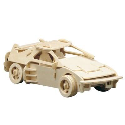 Дървен комплект за сглобяване, Италианска спортна кола