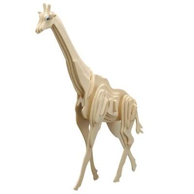 Дървен комплект за сглобяване, Жираф