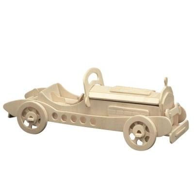 Дървен комплект за сглобяване, Mercedes SSKL