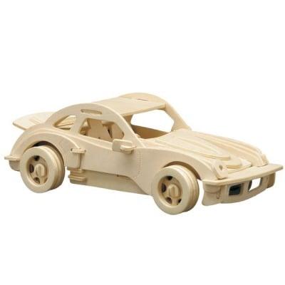 Дървен комплект за сглобяване, Немска спортна кола