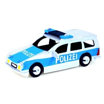 Дървен комплект за сглобяване, Полицейска кола