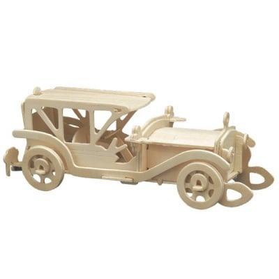 Дървен комплект за сглобяване, Ретро Sunbeam