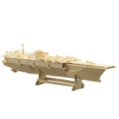 Дървен комплект за сглобяване, Самолетоносач