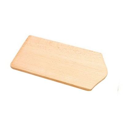 Дървена кухненска дъска за пирографиране, 22 cm x 10,5 cm, 1 бр.