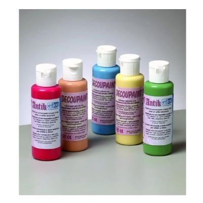 Decoupaint Antik, 50 ml, бои с ефектна структура