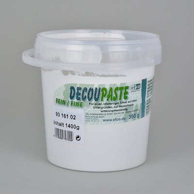 Decoupaste, fein, финна структурна паста, 1,4 kg, бяла