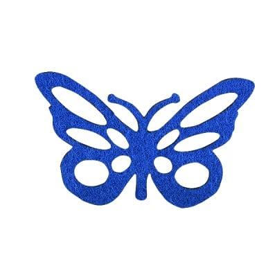Деко фигурка пеперуда от филц