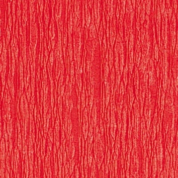 Креп-хартия, 38 g/m2, 50 cm x 10 m, 1 ролка, яркочервена
