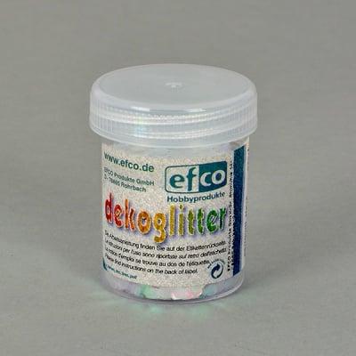 Декоративен блясък, Dekoglitter, 10 g, перла Hexa