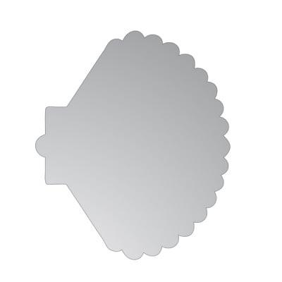 Декоративна фигура RicoDesign, МИДА, SILVER, 10/8.5 cm