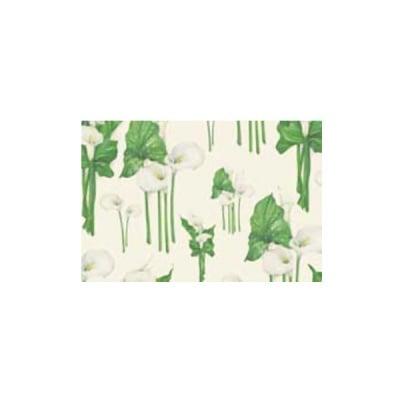 Декупажна хартия с мотиви, 40 g/m2, 50 x 70 cm, 1л, Калии 1