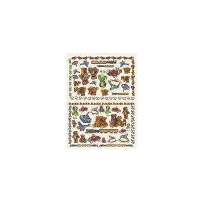 Декупажна хартия с мотиви, 40 g/m2, 50 x 70 cm, 1л, Кучета и котки