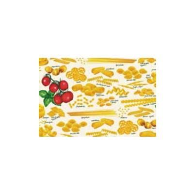 Декупажна хартия с мотиви, 85 g/m2, 50 x 70 cm, 1л, Макаронени изделия (Pasta)