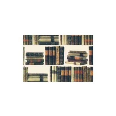 Декупажна хартия с мотиви, 85 g/m2, 50 x 70 cm, 1л, Старинни книги