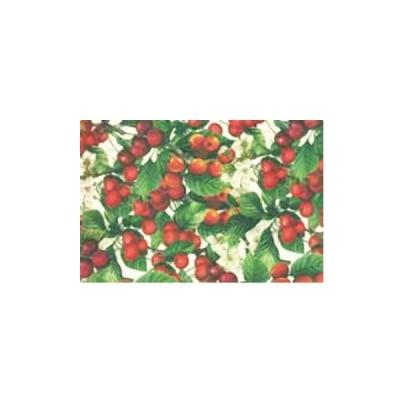 Декупажна хартия с мотиви, 85 g/m2, 50 x 70 cm, 1л, Вишни