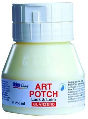 Декупажно лепило Art Potch Lack & Leim, 250 ml, гланц