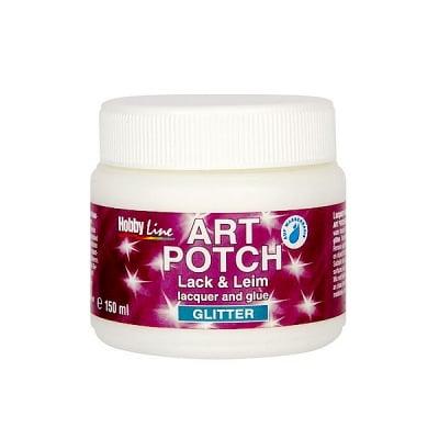 Декупажно лепило ART POTCH Lack & Leim Glimmer, 250 ml