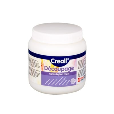 Декупажно лепило-лак CREALL, 250 ml, мат