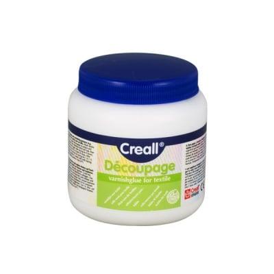 Декупажно лепило за текстил CREALL, 250 ml