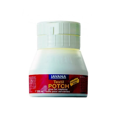 Декупажно лепило за текстил Textil POTCH, 250 ml