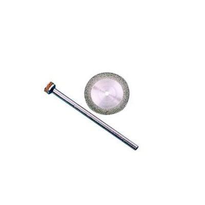 Диамантен режещ диск, ф 19 х 0,3 mm, 2,3 mm опашка