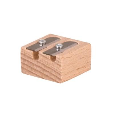 Двойна острилка дървена