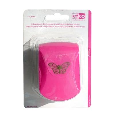 Пънч ембосиращ, Пеперуда, ~ 32 mm